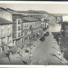 Cartes Postales: TAFALLA (NAVARRA).- AVDA. GENERAL FRANCO. Lote 33991505