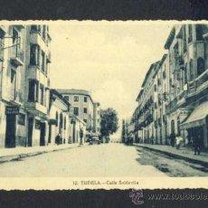 Postais: POSTAL DE TUDELA: CALLE SOLDEVILA (NUM. 12). Lote 34029173