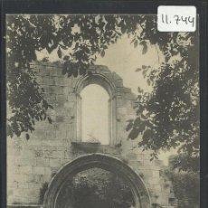 Postales: NAVARRA - IRANZU - PORTICO - 27 - FOT. ROLDAN E HIJO - (11.744). Lote 34620810