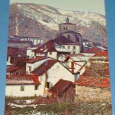 Cartoline: POSTAL DE ISABA ARETA, NAVARRA. AÑO 1974. VALLE RONCAL, VISTA PUEBLO EN INVIERNO. 442. . Lote 34761215
