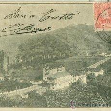 Postais: MUGAIRE. VISTA GENERAL. CIRCULADA EN 1907.. Lote 35195919
