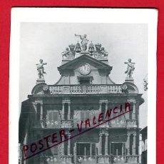 Postales: POSTAL PAMPLONA, CASA MUNICIPAL, P74520. Lote 35411819
