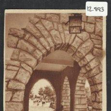 Postales: SIERRA DE URBASA - SAN MIGUEL EXCELSIS- COLONIAS ESCOLARES CAJA DE AHIORROS DE NAVARRA - (12.883). Lote 35449776