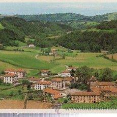 Postales: TARJETA POSTAL VISTA PANORÁMICA DE URDAX, ED. TELLECHEA. Lote 35665787