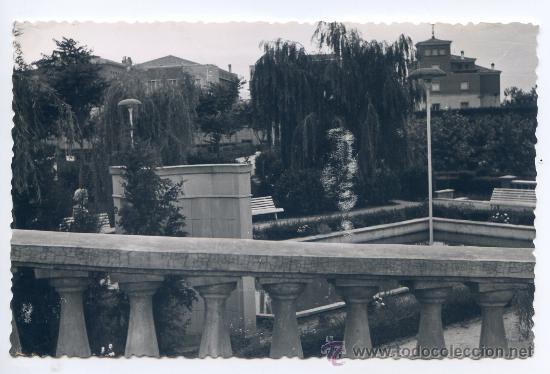 CORELLA. 6. PARQUE DE MARÍA TERESA. FOTO ALFREDO (Postales - España - Navarra Antigua (hasta 1.939))