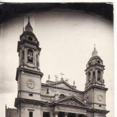 Postales: ** PH280 - POSTAL - PAMPLONA - FACHADA DE LA CATEDRAL - CIRCULADA 1960. Lote 36248420