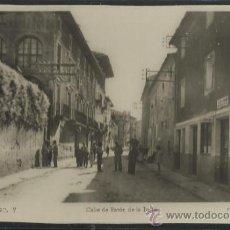 Postales: CINTRUENIGO - 7 - CALLE DE BARON DE LA TORRE - ED. ARRIBAS - (14.497). Lote 36487426