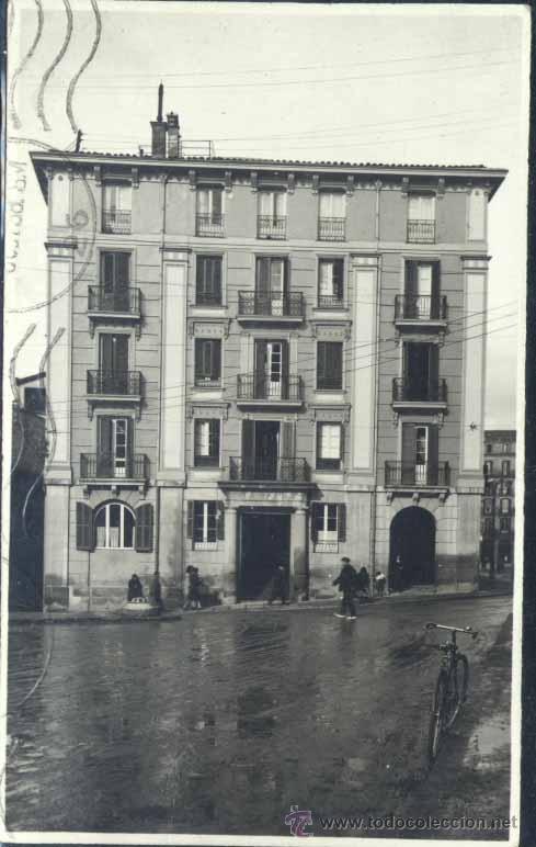 NAVARRA.- POSTAL FOTOGRÁFICA (Postales - España - Navarra Moderna (desde 1.940))