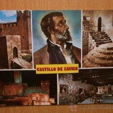 Postales: CASTILLO DE XAVIER.. Lote 36831021