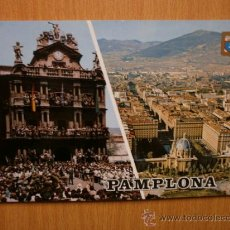 Postales: PAMPLONA.. Lote 36831321