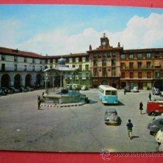 Postais: POSTAL PLAZA DE LOS FUEROS. TUDELA. NAVARRA. PARIS. J.M.. Lote 37317144