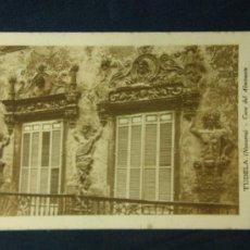 Postales: POSTAL TUDELA NAVARRA CASA DEL ALMIRANTE ED. DEO CL ARXIV MAS NO CIRCULADA. Lote 37531220