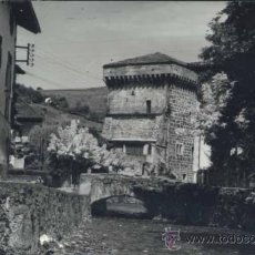 Postales: LESACA (NAVARRA).- FOTOGRÁFIA AÑO 1961. Lote 37586933