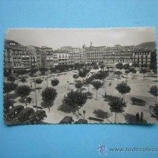 Postales: PAMPLONA. PLAZA DEL CASTILLO. Lote 37839459