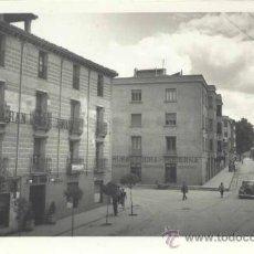 Postales: TUDELA (NAVARRA).- CARRETERA ZARAGOZA. Lote 37990012