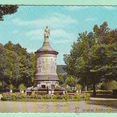 Postais: PAMPLONA, MONUMENTO A GAYARRE, EDITOR: GARCIA GARRABELLA Nº 7 CIRCULADA EN 1963, VER EL DORSO. Lote 38472789