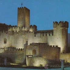 Postales: CASTILLO DE JAVIER, EDITOR: SICILIA Nº 1. Lote 38473000