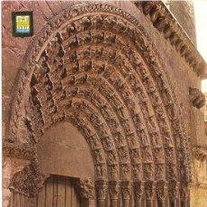 Cartes Postales: TUDELA (NAVARRA), PUERTA DEL JUICIO - ESCUDO DE ORO Nº 21 - SIN CIRCULAR. Lote 38585708