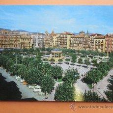 Postales: PLAZA DEL CASTILLO. PAMPLONA. Lote 38643843