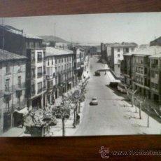 Cartes Postales: POSTAL TAFALLA-AVENIDA DEL GENERALISÍMO FRANCO-EDICIONES L.MONTAÑES Nº5-SIN CIRCULAR. Lote 38694048