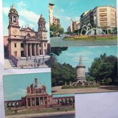 Postales: 4 POSTALES PAMPLONA AÑOS 50 / NAVARRA / GARCIA GARRABELLA. Lote 39358829