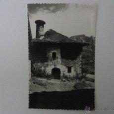 Postales: POSTAL FOTOGRAFICA DE ISABA. 16 CASA TÍPICA. ED. SICILIA. SIN CIRCULAR. Lote 39512251