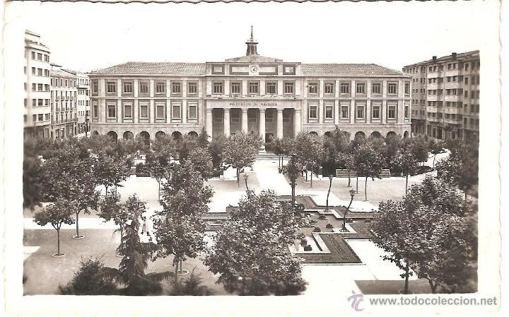 POSTAL PAMPLONA PLAZA DE LA CRUZ EDIC. ARRIBAS NUM 16 ---OCASIÓN--- (Postales - España - Navarra Antigua (hasta 1.939))