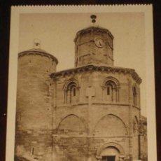 Postales: ANTIGUA POSTAL DE TORRE DEL RIO - NAVARRA - IGLESIA DEL SANTO SEPULCRO - ED. L. ROISIN - NO CIRCULAD. Lote 38260218