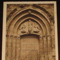 Postales: ANTIGUA POSTAL DE VIANA - NAVARRA - IGLESIA DE SANTA MARIA - ED. L. ROISIN - NO CIRCULADA.. Lote 38260224