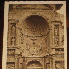 Postales: ANTIGUA POSTAL DE VIANA - NAVARRA - IGLESIA DE SANTA MARIA - ED. L. ROISIN - NO CIRCULADA.. Lote 38260225