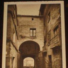 Postales: ANTIGUA POSTAL DE VIANA - NAVARRA - PUERTA - ED. L. ROISIN - NO CIRCULADA.. Lote 38260226