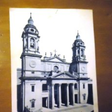 Postales: ANTIGUA POSTAL CATEDRAL DE PAMPLONA. Lote 40318280