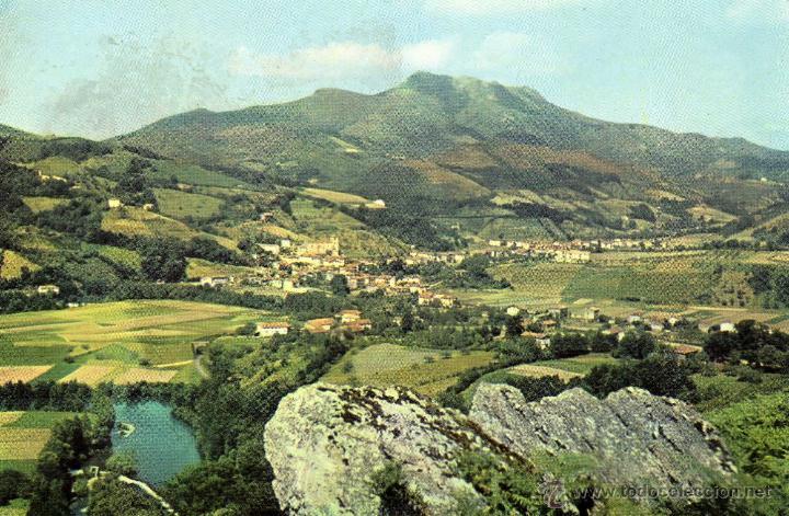 VERA DE BIDASOA. (Postales - España - Navarra Moderna (desde 1.940))