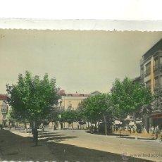 Cartes Postales: TAFALLA (NAVARRA).- PLAZA DE DON TEÓFANO CORTÉS. Lote 41376367