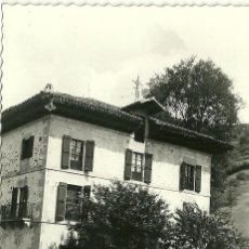 Postales: VERA DE BIDASOA (NAVARRA).- CASA DE BAROJA. Lote 41376633