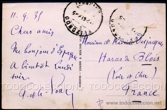 Postales: Dorso. - Foto 3 - 41591951
