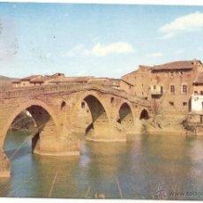 Cartes Postales: PUENTE LA REINA. Lote 41616962