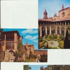 Postales: PAMPLONA. LOTE DE 3 POSTALES. AÑOS 60.. Lote 42307757