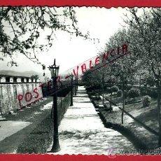 Postales: POSTAL PAMPLONA, NAVARRA, ANTIGUAS MURALLAS Y JARDINES TACONERA, P92517. Lote 42475619