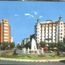 Postales: PAMPLONA - PLAZA PRINCIPE DE VIANA. Lote 42633672