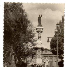 Postales: PAMPLONA. MONUMENTO A LOS FUEROS DE NAVARRA.. Lote 43219390