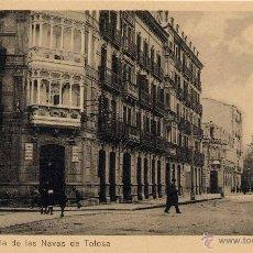 Postales: PAMPLONA (NAVARRA).- CALLE DE LAS NAVAS DE TOLOSA. Lote 43287545