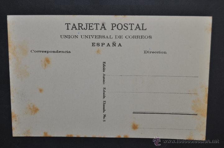 Postales: ANTIGUA POSTAL DE ESTELLA. NAVARRA. CLAUSTRO DE SAN PEDRO. SIN CIRCULAR - Foto 2 - 43325381