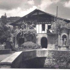 Postales: PS4466 ILLECUETA 'RINCÓN DE ILLECUETA - CASERÍO CELAYA'. J. ESPERÓN. CIRCULADA 1947. Lote 43436062