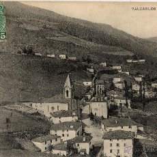 Postales: POSTAL ANTIGUA-VALCARLOS-VISTA GENERAL. Lote 43699816