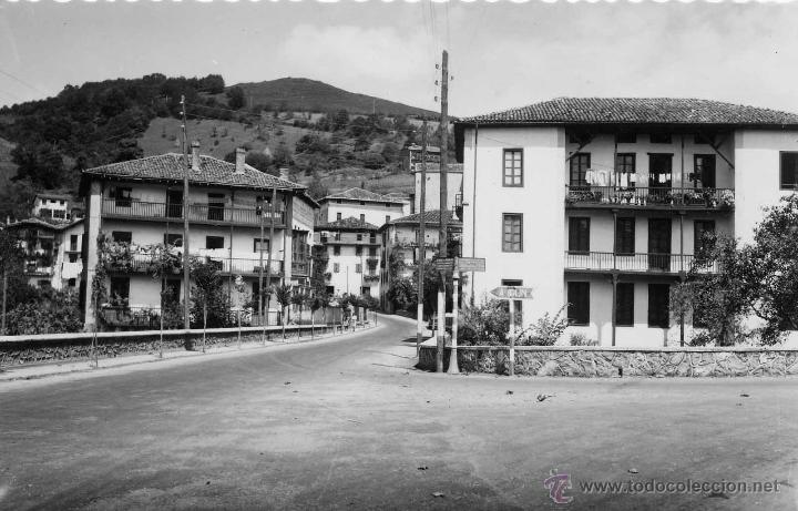 VERA DE BIDASOA (NAVARRA).- CALLE DE BIDASOA (Postales - España - Navarra Moderna (desde 1.940))