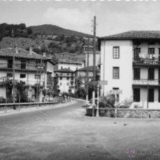 Postales: VERA DE BIDASOA (NAVARRA).- CALLE DE BIDASOA. Lote 43970102