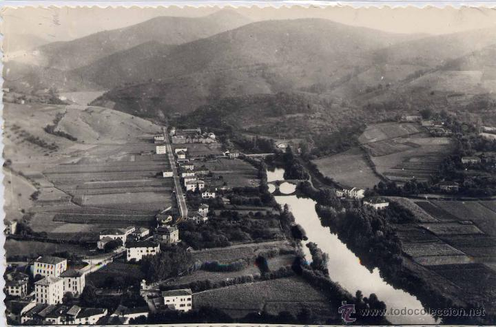 VERA DE BIDASOA (NAVARRA).- VISTA PANORÁMICA (Postales - España - Navarra Moderna (desde 1.940))