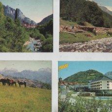 Postales: POSTALES-LOTE DE 9 POSTALES DE ISABA (NAVARRA) (VER FOTOS). Lote 44116296