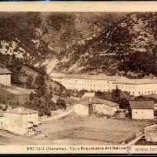 Postales: BETELU (NAVARRA) - VISTA PANORÁMICA DEL BALNEARIO. Lote 44526699
